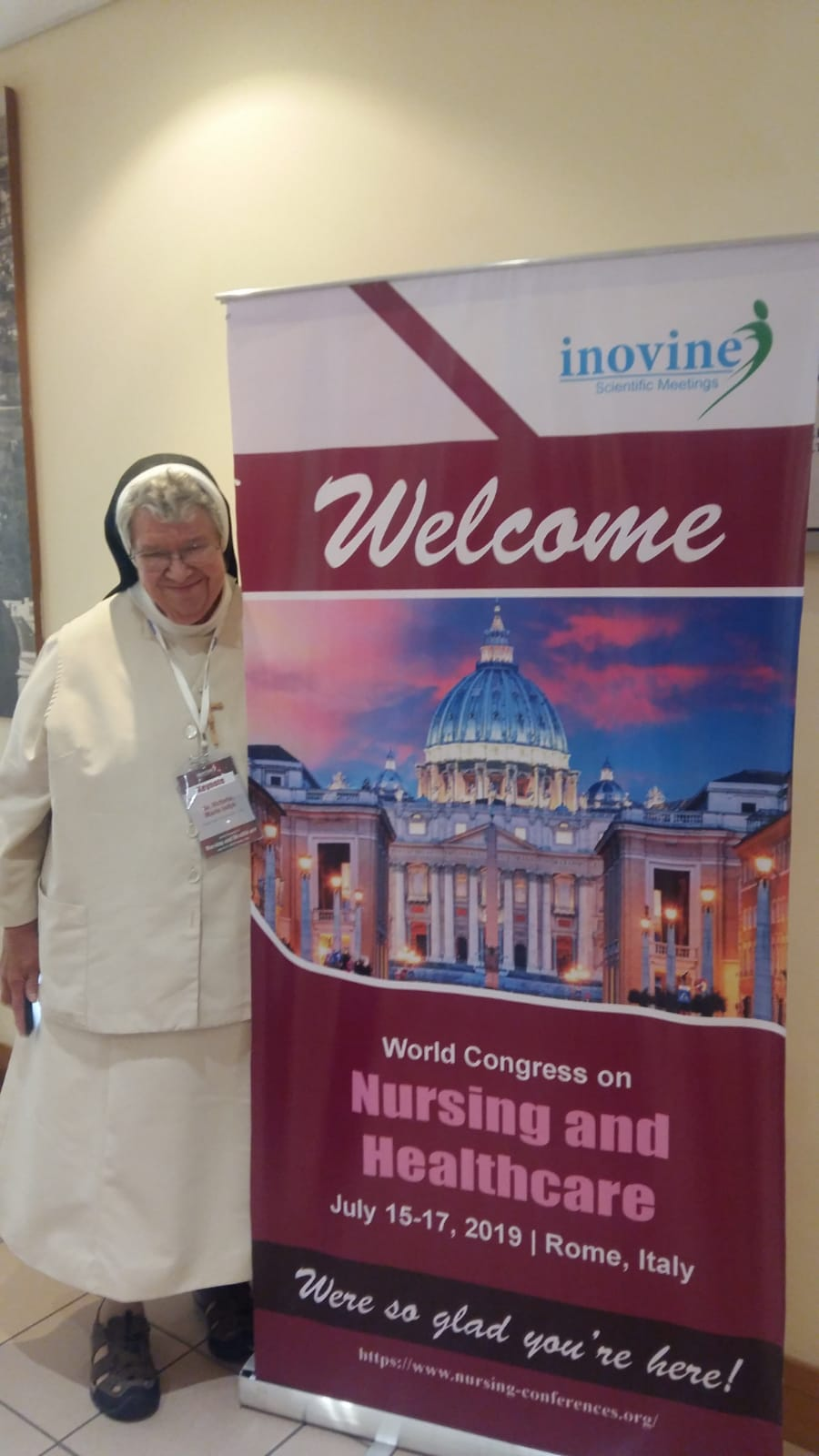 World Nursing Congress 2019, Rome, Italy | Past Conference