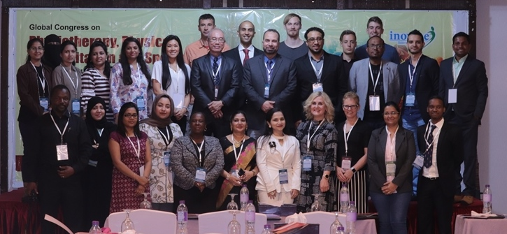 Global Congress on Physiotherapy, Physical Rehabilitation and Sports Medicine