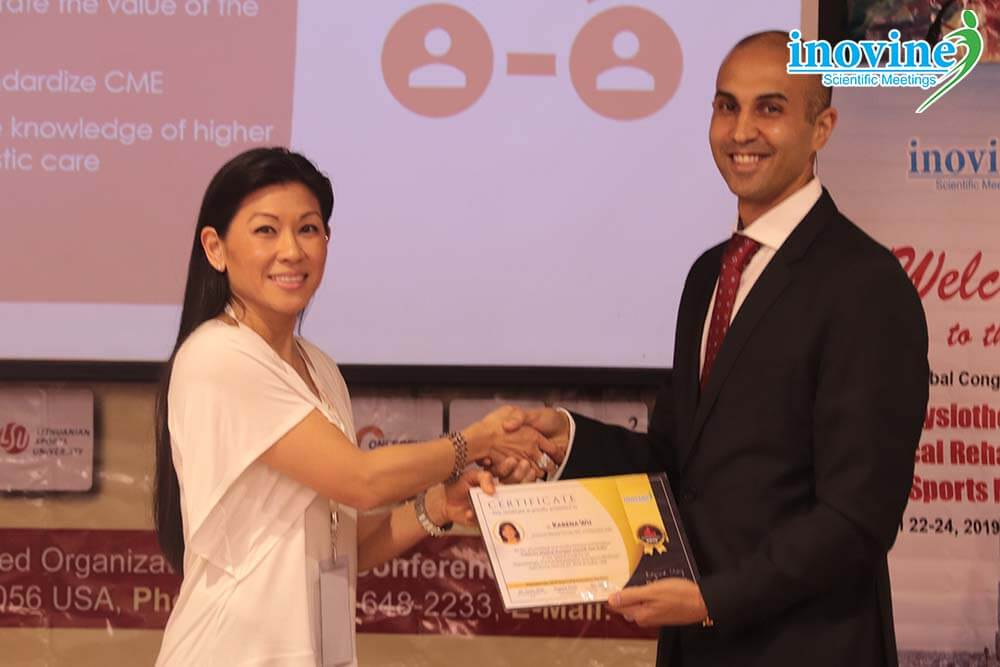 Physiotherapy Congress 2019, Dubai, UAE   Past Conference Gallery